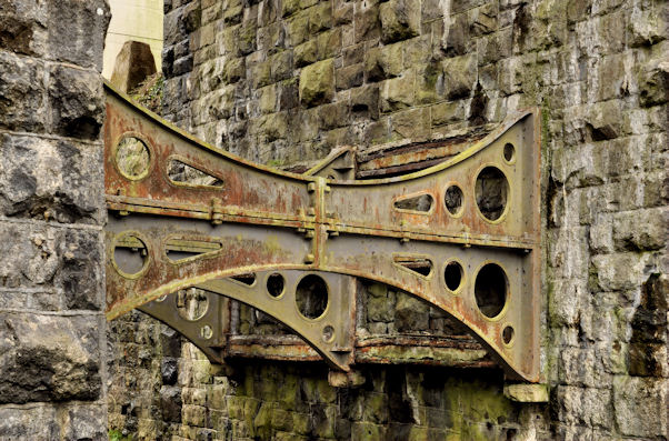 Bleach Green viaducts, Whiteabbey (2)