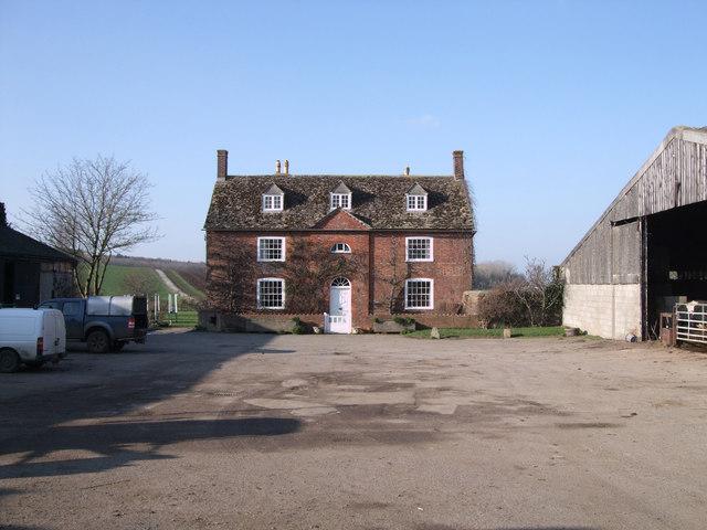 Step Farmhouse, near Faringdon