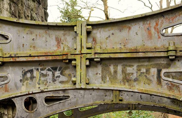 Bleach Green viaducts, Whiteabbey (3)