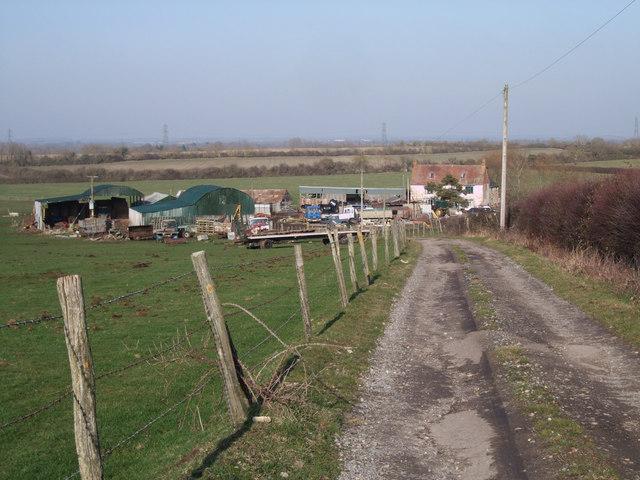 Crabtree Farm, Eaton Hastings