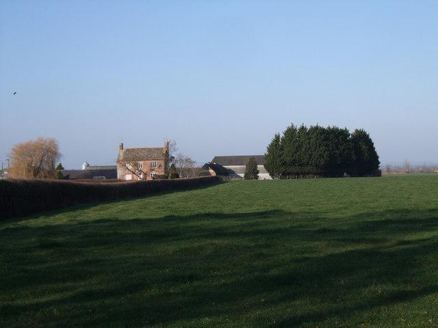Stud Farm, Eaton Hastings