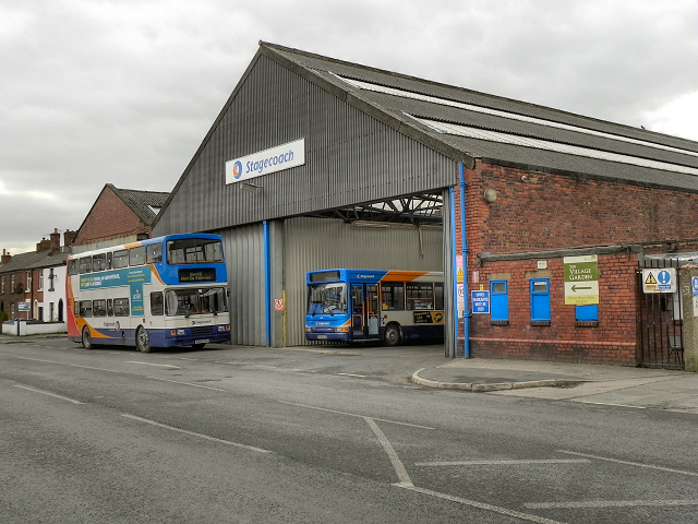 Stagecoach Depot, Eaves Lane