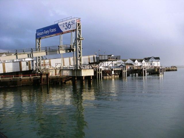 Southampton ferry terminal