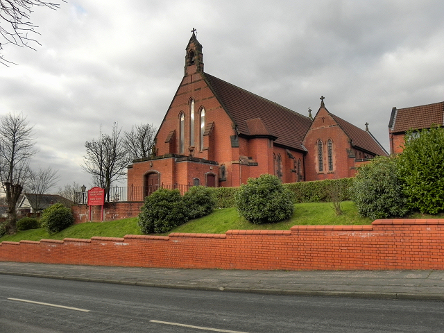 St Joseph's RC Church