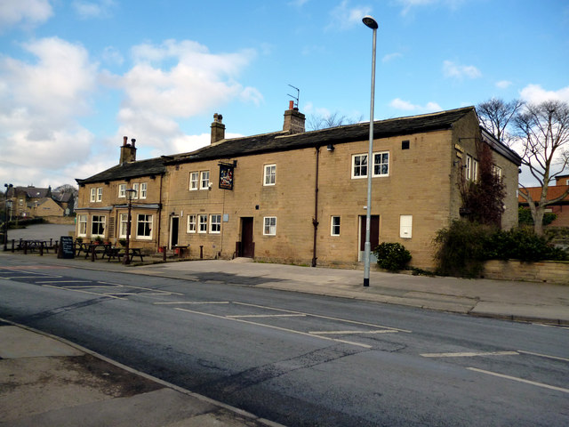 Rawdon, Yorkshire:  The Emmott Arms