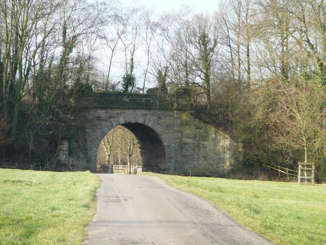 On the road to Frickley Hall
