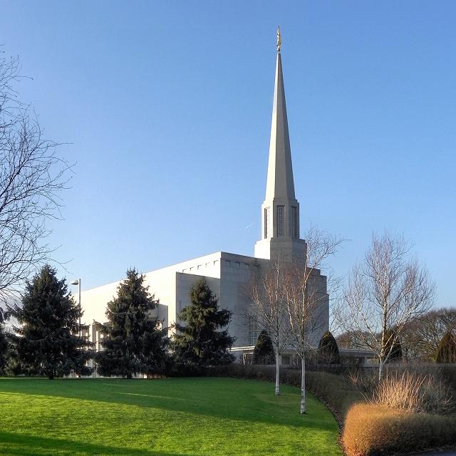 Preston Temple England