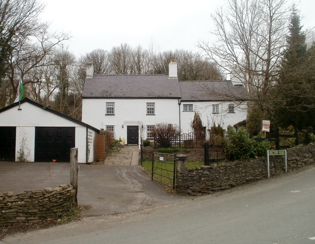 The Old Rectory, Bedwas