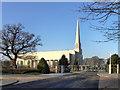 SD5819 : Temple Way and Preston Temple England by David Dixon