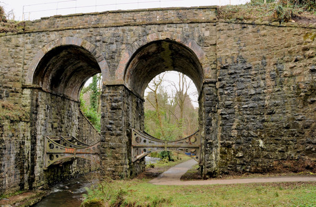 Bleach Green viaducts, Whiteabbey (6)