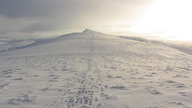 Plateau, Sgòran Dubh