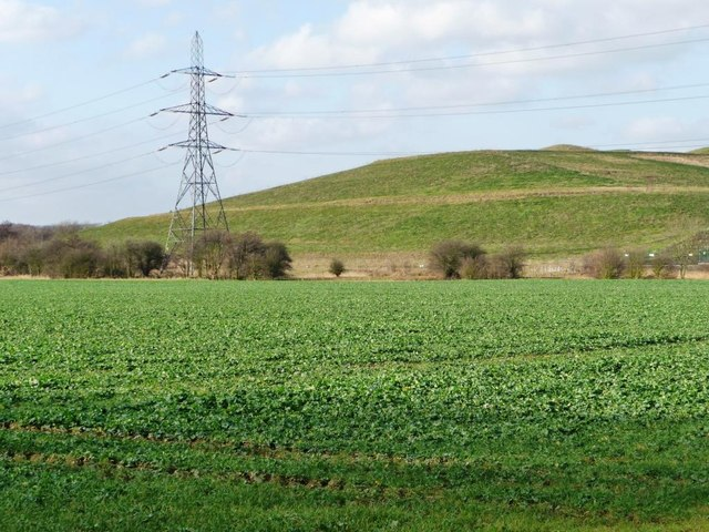 Colliery hills