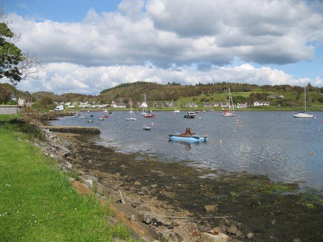 Tayvallich Harbour