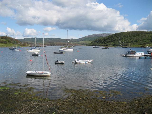 Loch a'Bhealaich, Tayvallich