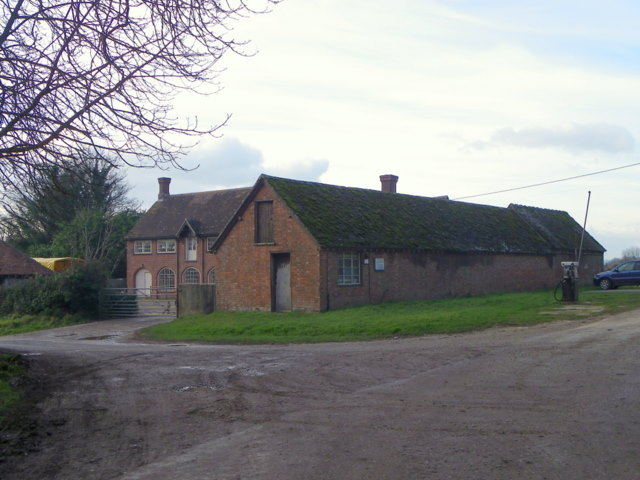Farm buildings, Wimborne St Giles