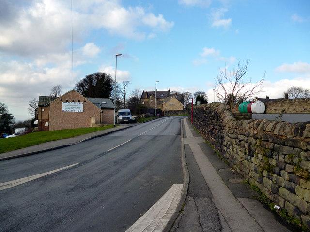 Rawdon, Yorkshire:  Larkfield Road