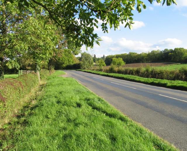 Loughborough Road eastwards