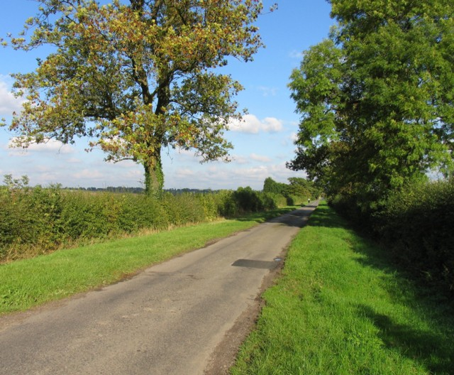 Six Hills Road eastwards