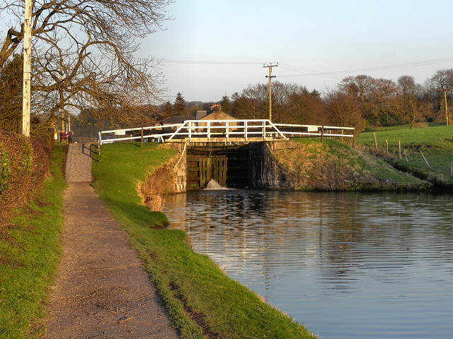 Leeds and Liverpool Canal, Johnson's Hillock Lock#60