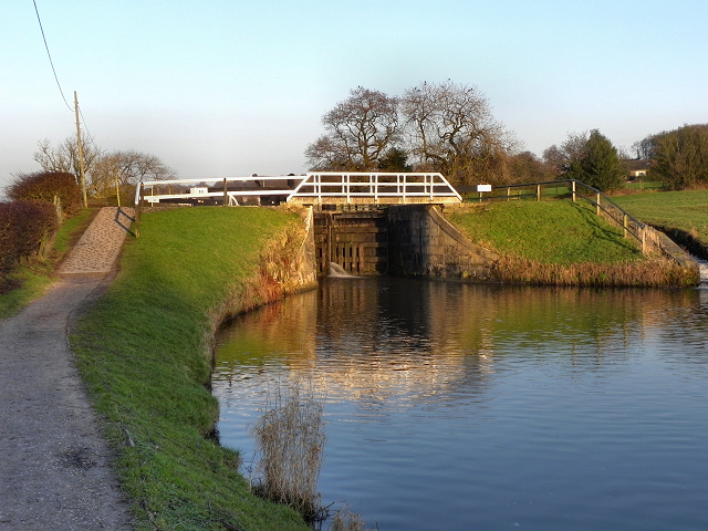 Johnson's Hillock Lock#60