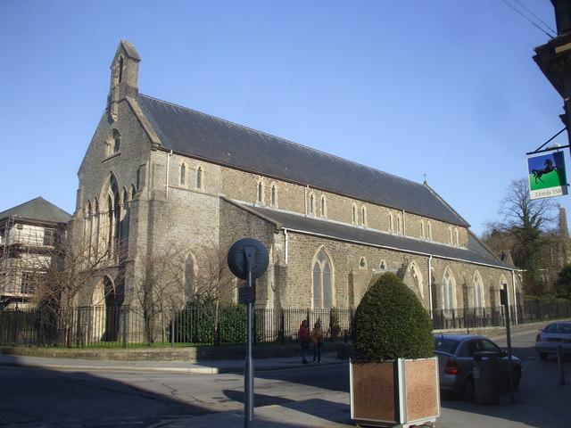 St David's Church, Merthyr Tydfil