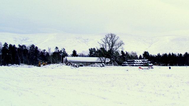Barns at Delliefure