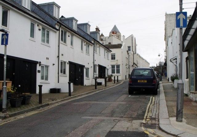 Brunswick Street East, Hove