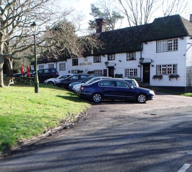 The Royal Oak pub, Whatlington