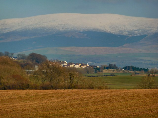 Wigtown in Winter