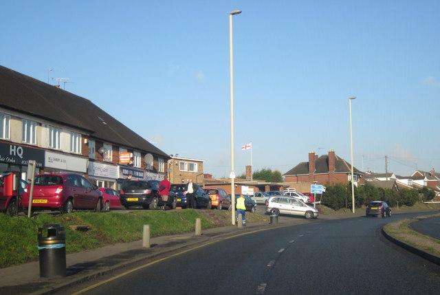Quinton Kent Road