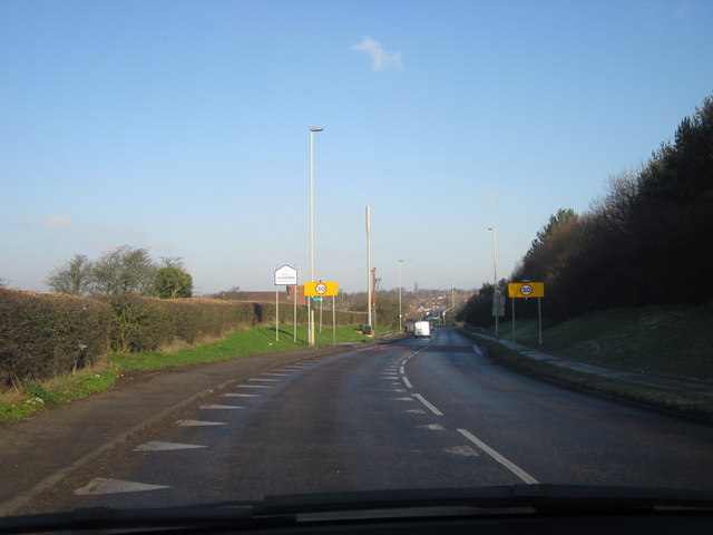 Halesowen, Carters Lane