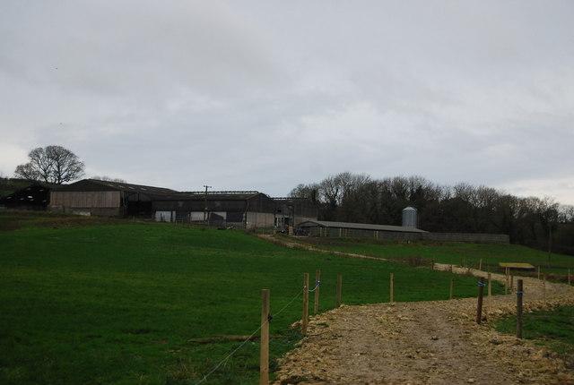 Lower Kingston Russell Farm