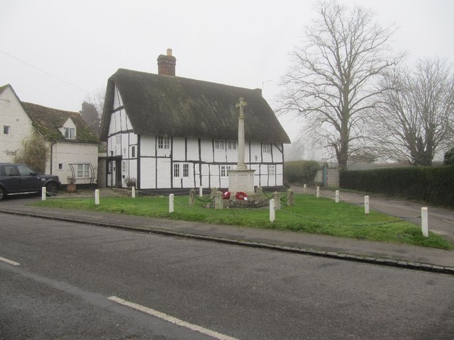 Cottage by the Memorial