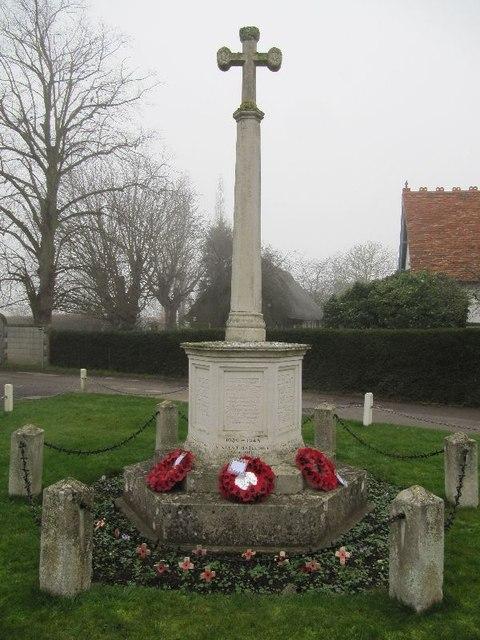Dorchester War Memorial