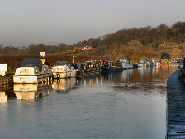 Moorings at Lower Copthurst