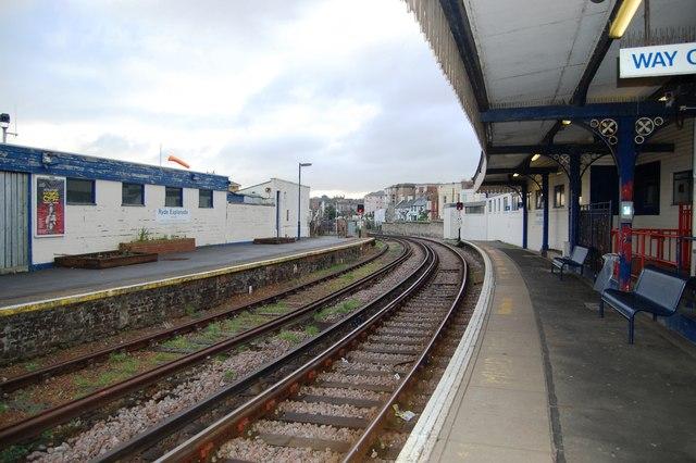 Ryde Esplanade Station