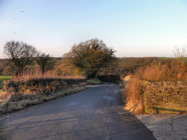 Lower Copthurst Lane