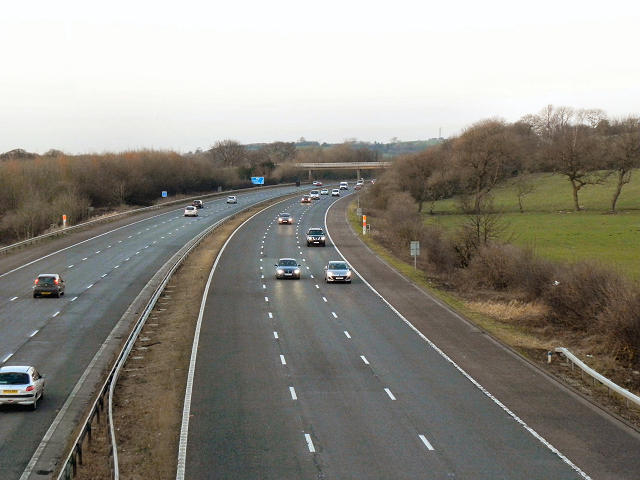 M61 at Gale Moss