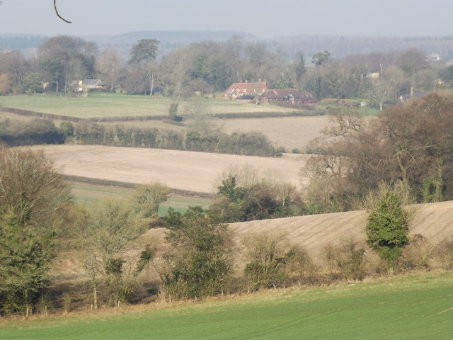 Hampshire Downland, Bentworth