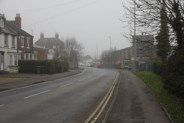 Lower Broadway in Didcot