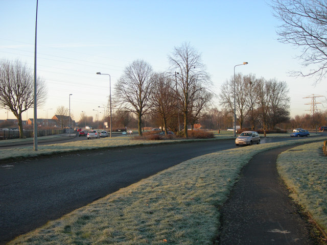 Kingsway Roundabout