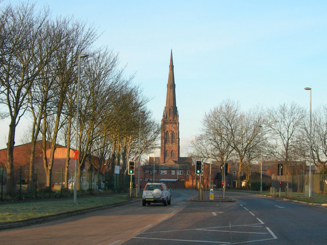 Green light for going to St Elphins Church