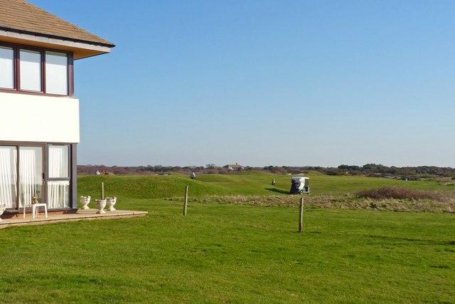 Barton on Sea Golf Course