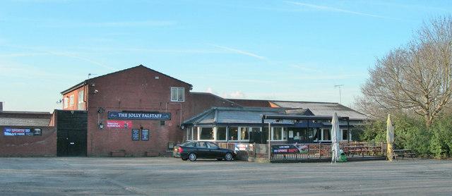 The Jolly Falstaff Pub