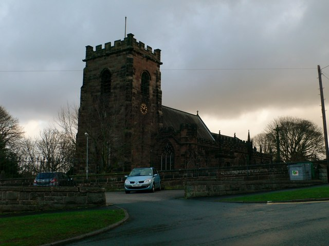 St Lawrence's Church, Frodsham