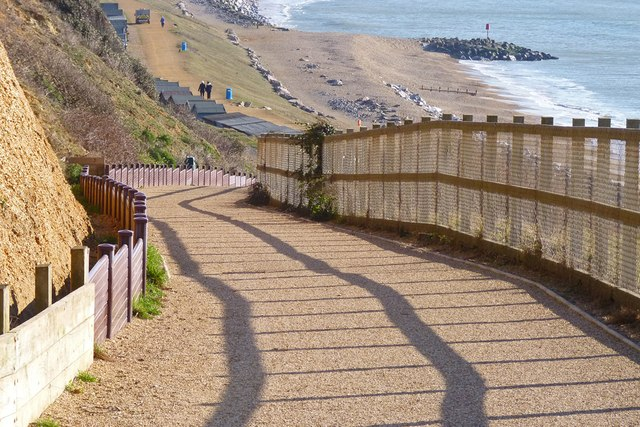 Slope down to the Beach