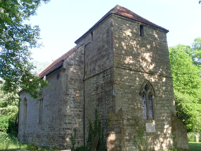 St Giles Parish Church, Water Stratford (2)