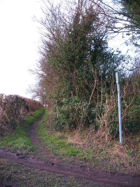 Bridleway to Ingmanthorpe
