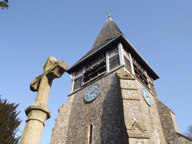 Bentworth  Church Tower