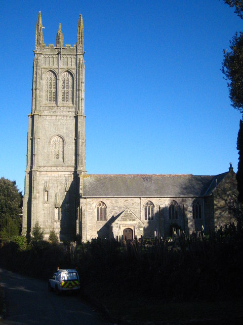 The Church of St. Probus and St. Grace